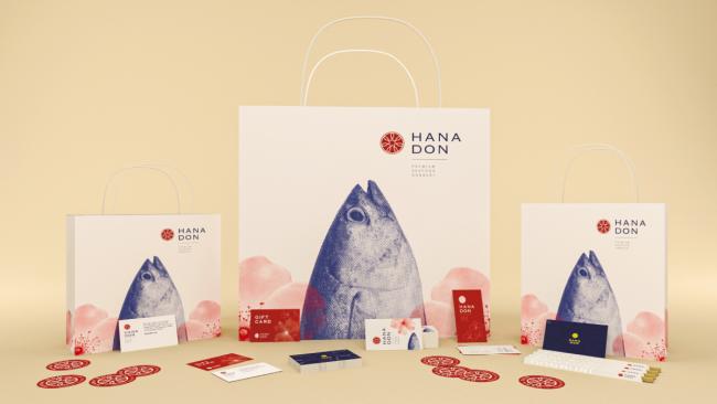 Hana Don product line up